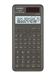 Casio 12-Digit Scientific Calculator, FX-85MS-2, Black