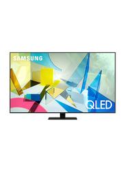 Samsung 65-inch Class 4K Ultra HD HDR QLED Smart TV (2020), Q80T, Black