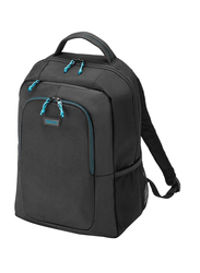 Dicota Spin 14-15.6-inch Backpack Laptop Bag, Black