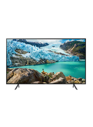 Samsung 65-Inch Class RU7100 4K Ultra HD LED Smart TV (2019), UA65RU7100KXZN, Black