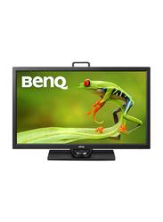 BenQ 27-inch RGB QHD LCD Gaming Monitor, SW2700PT, Black