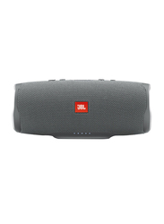 JBL Charge 4 Water Resistant Portable Bluetooth Speaker, Grey