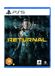 Returnal Video Game for PlayStation 5 (PS5) by Sony Interactive Entertainment