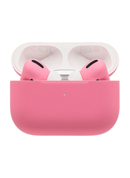 Switch Customized Apple AirPods Pro Wireless In-Ear Noise-Canceling Earbuds, Matte, Romance Pink