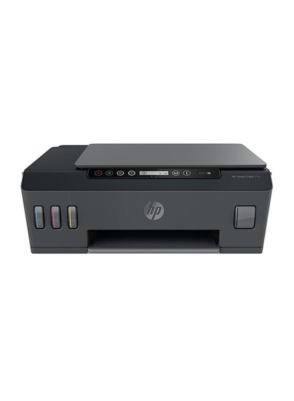 HP Smart Tank 515 1TJ09A Wireless All-in-One Printer, Black