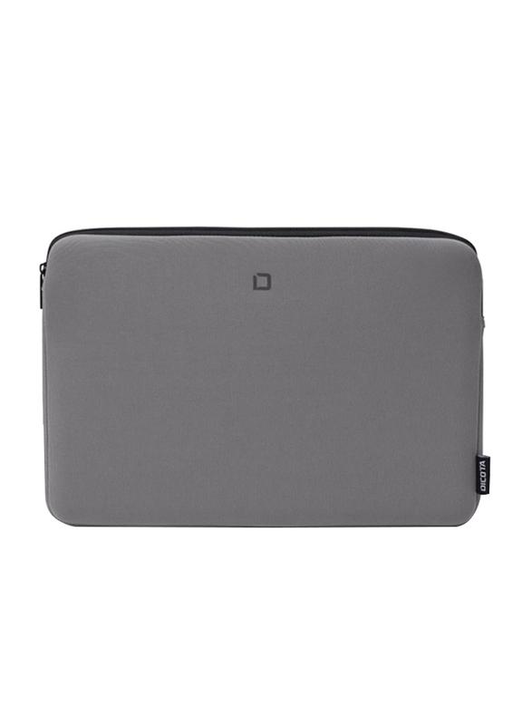 Dicota Skin BASE 13-14.1-inch Sleeve Laptop Bag, Grey