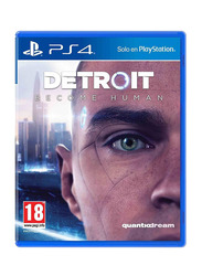Detroit for PlayStation 4 (PS4) by SIEA