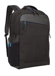 Dell 15-inch Professional Backpack Laptop Bag, Black