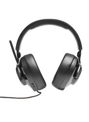 JBL Quantum 300 Wired Over-Ear Gaming Headphones with JBL Quantum Engine Software, Black