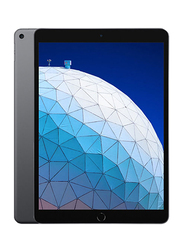 Apple iPad Air 2019 64GB Space Gray 10.5-inch Tablet, Without FaceTime, 3GB RAM, WiFi Only