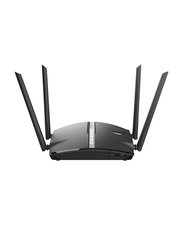 D-Link Exo DL-DIR1360 Smart Mesh Wi-Fi Router AC1300, Black
