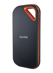 SanDisk 500GB SSD Extreme Pro External Portable Solid State Drive, USB 3.1, Navy Blue