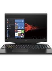 "HP Omen Gaming Laptop, 15.6"" FHD Display, Intel Core i7-10750H 10th Gen 2.6 GHz, 1TB SSD, 16GB RAM, NVIDIA GeForce GTX 1660Ti 6GB Graphics, EN KB, Win 10, 15-DH1000NE, Black"