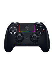 Razer RZ06-02600300-R3G1 Wireless Controller Raiju Ultimate Edition for PlayStation PS4, Black