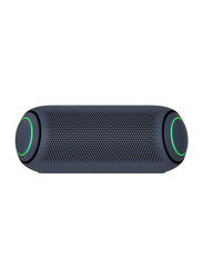 LG Xboom Go PL5 IPX5 Waterproof Portable Bluetooth Speaker, Blue