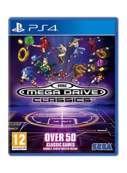 Mega Drive Classics Video Game for PlayStation 4 (PS4) by Sega