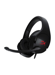 HyperX Cloud Stinger 3.5 mm Jack Over-Ear Noise Cancelling Gaming Headset with Mic, Black