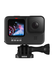 GoPro Hero 9 Action Camera with 23.6 MP, Black