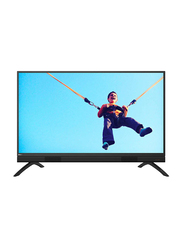 Philips 32-Inch HD LED Smart TV, 32PHT5883, Black