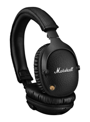 Marshall Monitor II ANC Wireless On-Ear Noise Cancelling Headphones, Black