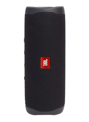 JBL Flip 5 Water Resistant Portable Speaker, Black