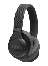 JBL Live 500BT Wireless Over-Ear Headphones, Black
