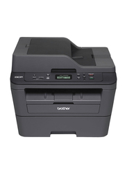 Brother BG-DCPL2540DW Monochrome All-in-One Laser Printer, Black