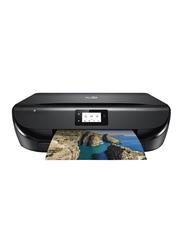 HP DeskJet Ink Advantage 5075 M2U86C All-in-One Printer, Black