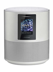 Bose Home Speaker 500 with Alexa Built-in, Silver