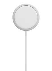 Apple MagSafe Fast Charging Wall Charger, Wireless Power Delivery Charger, White