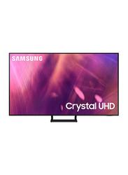 Samsung 65-Inch Flat Dynamic 4K Crystal Ultra HD Smart LED TV, AU9000, Black