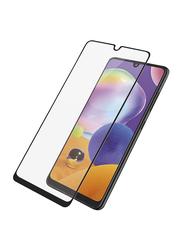 Panzerglass Samsung Galaxy A31 Tempered Glass Screen Protector, Black