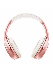 Bose QuietComfort 35 Series II Wireless On-Ear Noise Cancelling Headphones, Rose Gold