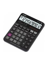 Casio DJ-120D Plus Desktop Calculator, Black