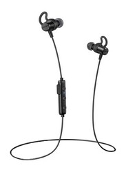Anker SoundBuds Surge Wireless Bluetooth In-Ear Earphones, Black