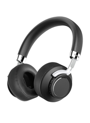 Hama Bluetooth On-Ear Headphones with Microphone Voice Control, Black