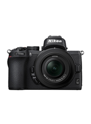 Nikon Z 50 Mirrorless Digital Pre Order Camera with 16-50mm Lens, 20.9MP, 4K UHD, Black