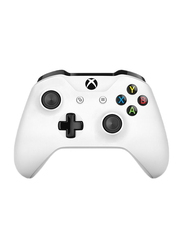 Microsoft TF5-00004 Wireless Controller for Microsoft Xbox One and One S, White