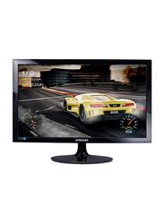 Samsung 24-inch Full HD LED Monitor, LS24D332, Black