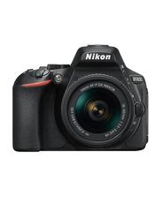 Nikon D5600 DSLR Camera with 18-55mm Lens, 24.2MP, Full HD, Black
