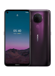Nokia 5.4 128GB Purple, 4GB RAM, 4G LTE, Dual Sim Smartphone