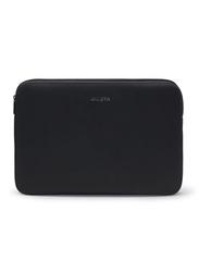Dicota Perfect Skin 14-14.1-inch Notebook Sleeve Laptop Bag, Black
