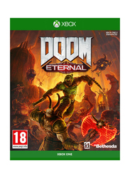 Doom Eternal for Xbox One by Bethesda Game Studios