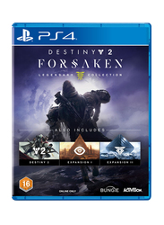 Destiny 2 forsaken Legendary Collection for PlayStation 4 (PS4) by Activision Blizzard