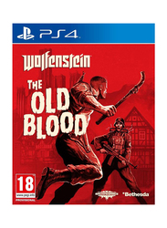 Wolfenstein The Old Blood for PlayStation 4 (PS4) by Bethesda Game Studios