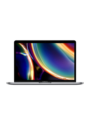 "Apple Macbook Pro (2020) Laptop, 13"" Retina Display, Intel Quad Core i5 10th Gen 2.0GHz, 1TB SSD, 16GB RAM, Intel Iris Plus Graphics, English Keyboard, macOS, MWP52ZS/A, Space Grey"