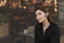 Jabra Talk 15 Mono In-Ear Bluetooth Headphones, Black
