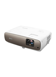 BenQ W2700 DLP 4K HDR-Pro Portable Projector for Home Cinema, 2000 Lumens, White