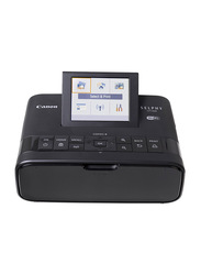 Canon Selphy CP1300 Compact Photo Printer, Black