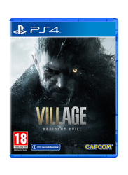 Resident Evil Village Standard Edition Video Game for PlayStation 4 (PS4) by Capcom